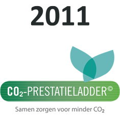 Co2 Prestatieladder 2011