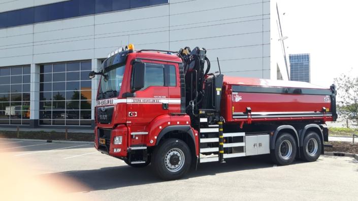 47 BNF 9 Vrachtwagen Foto (2)